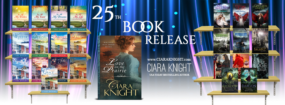 25th Book Release Celebration!