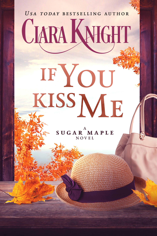 If You Kiss Me Book