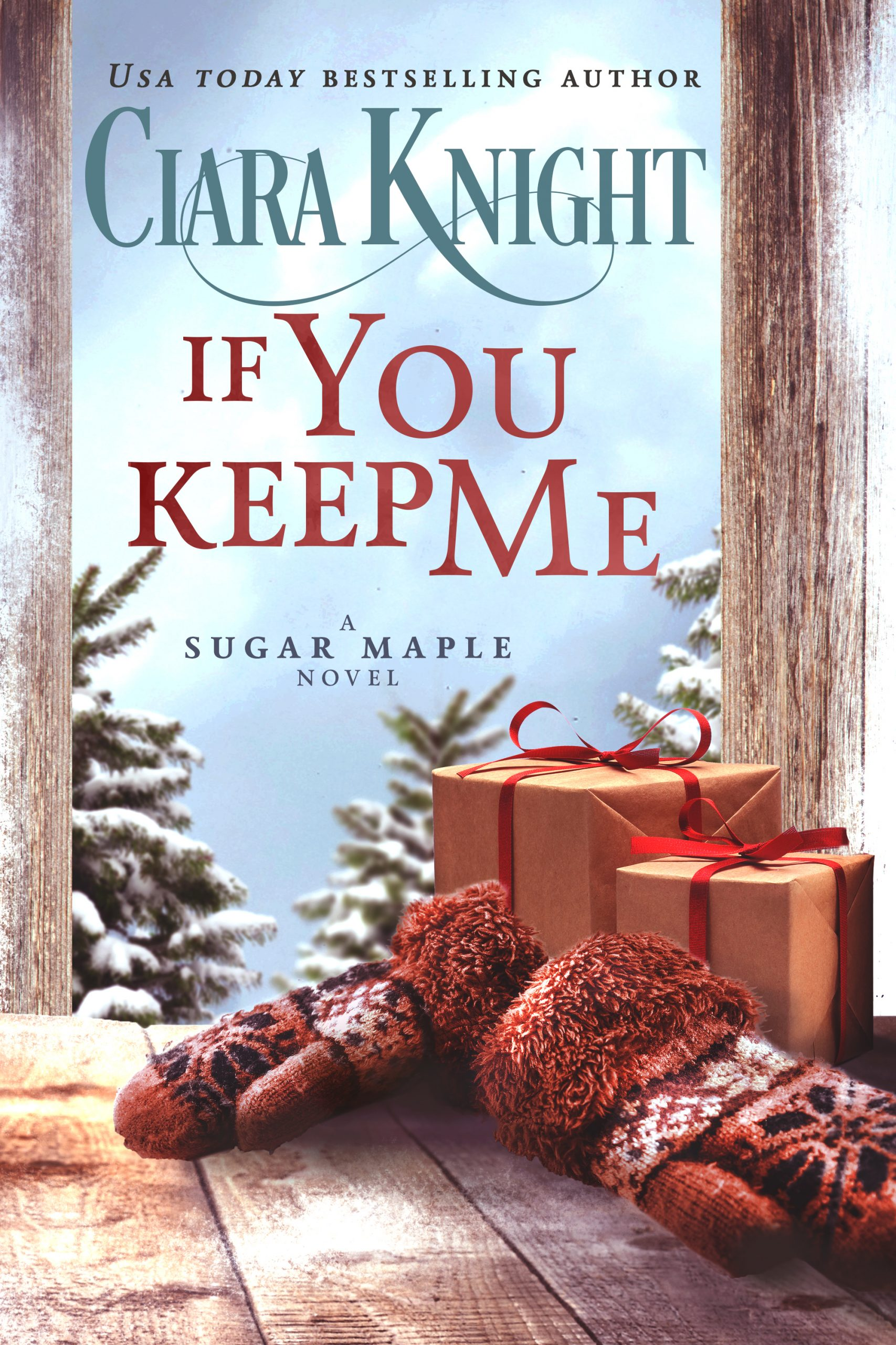If You Love Me from the Sugar Maple series.
